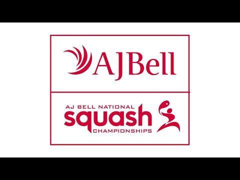 AJ Bell National Squash Championships 2019 - Finals