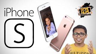 iPhone 6s, 5s & 4s -