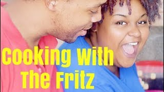 BBQ FOR THE KIDS (COOKING VLOG)|COOKING WITH THE FRITZ|FRITZ FAMILY ENTERTAINMENT