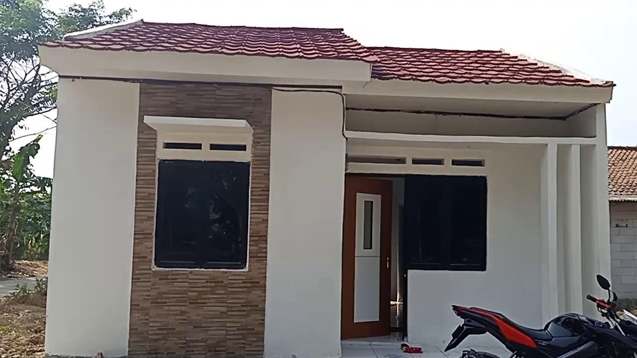 Rumah contoh Koperumnas Bekasi Residence , type 36/60 ...