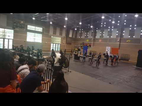 El Sereno Middle School Drumline 2017 (Next Level)