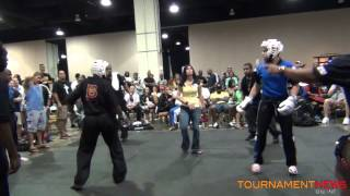 Jason Tankson Bourelly vs Kyle Reed at U.S. Capitol Classics 2012