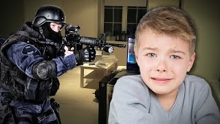 Runescape Swatted Live!