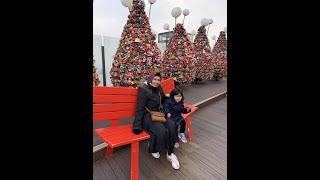 Travel to South Korea 2020 - N Seoul Tower, the Love Padlock