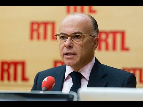 Bernard Cazeneuve, invité de RTL le 10 octobre 2016 - RTL - RTL