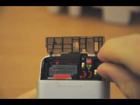 How to take off battery on HTC Legend by Test-Mobile.fr