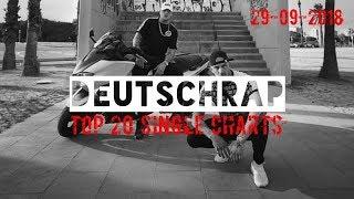 TOP 20 DEUTSCHRAP CHARTS ♫ 29. SEPTEMBER 2018