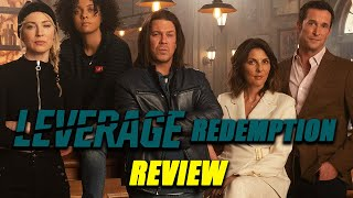 Leverage Redemption Review - A Solid Return...With Asterisks
