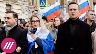 Соболь задержали в Москве. Ее интервью за час до этого