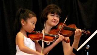 J. S. Bach Minuet No. 2 Violin