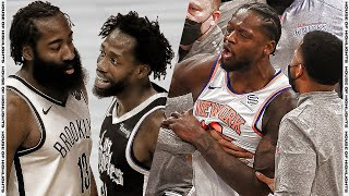 "NBA ""MOST HEATED"" Moments of 2021 Season! Part 2"
