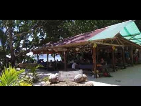 Seychelles #Top 1 restaurant at Anse Source d'Argent on La Digue - Lanbousir