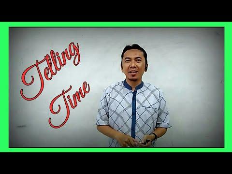 Belajar Bahasa Inggris - Telling Time