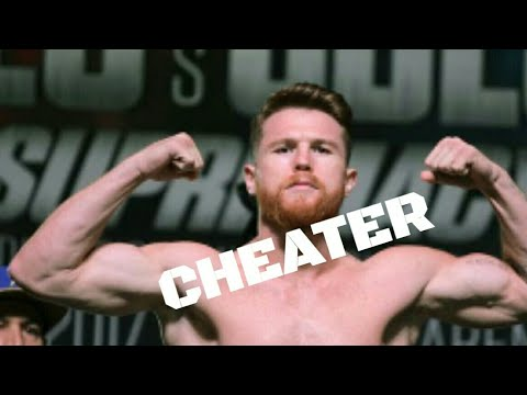 Canelo Alvarez A FRAUD In Sheeps Clothing