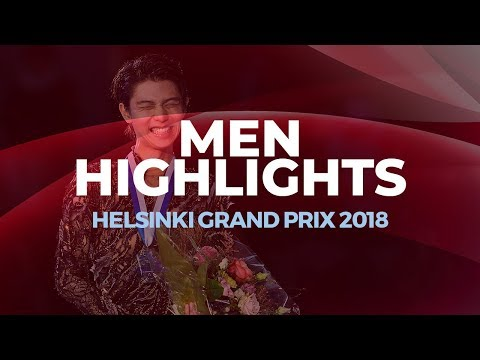 Best of Helsinki Grand Prix 2018 | Men Highlights | #GPFigur