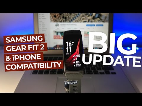 Samsung Gear Fit With Iphone Big Update December Compatibility
