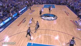 Monta Ellis Full Highlights vs Spurs 2014 Playoffs West R1G6 - 29 Pts, CLUTCH!