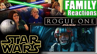 Rogue One | FAMILY Reactions | Fair Use