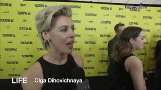 'LIFE' premiere SXSW with Olga Dihovichnaya on FabulousTV