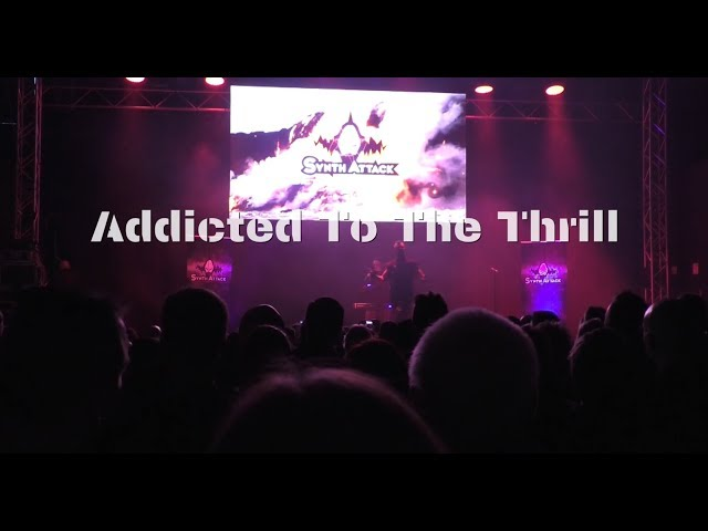 SynthAttack - Addicted To The Thrill @ E-Tropolis 2019 HQ