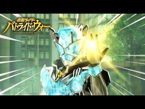 Hiêp Sĩ Mặt Nạ Wizard Sức Mạnh Infinity Form | Siêu Nhân Phép Thuật – Kamen Rider Battride War II