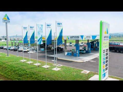Novi Apios benzinski servis u Varaždinu