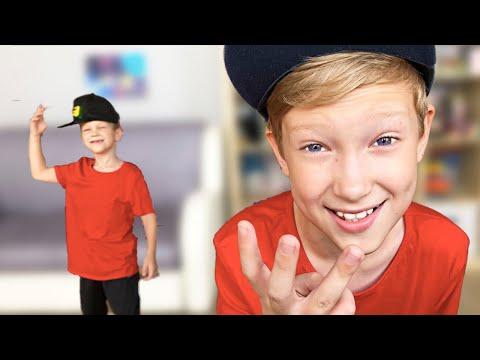 Видеоуроки брейк данс для детей 5 лет