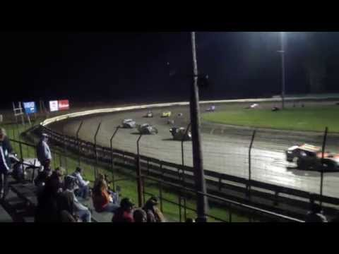10-11-14 Lee County Speedway Feature