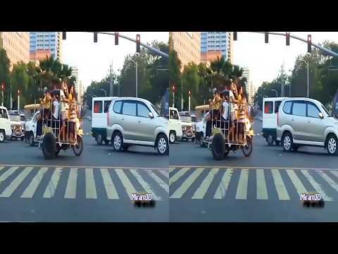 3D TV - Roxas Boulevard, Manila, Philippines (SBS half)