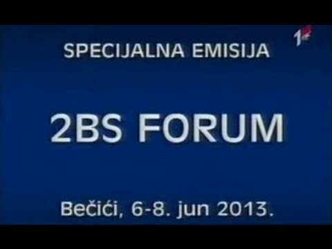 """2BS Forum 2013: RTCG - Special TV show about """"To Be Secure Forum"""""""