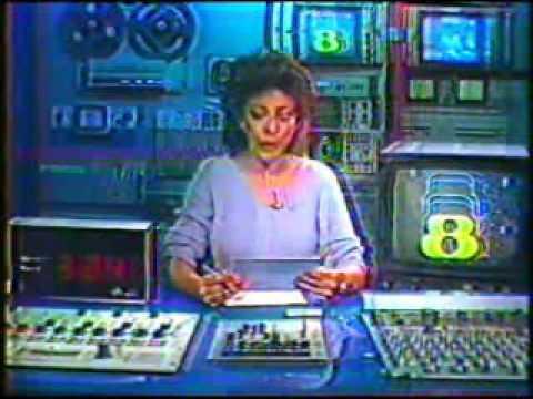 Programación Canal 8 de Televisa 1983
