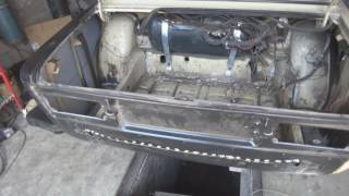 ВАЗ 2106 замена полика бензобака, полика под запаску, ремонт задней стойки(, 2017-07-12T08:23:47.000Z)