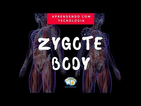 Zygote Body - Aprendendo com Tecnologia