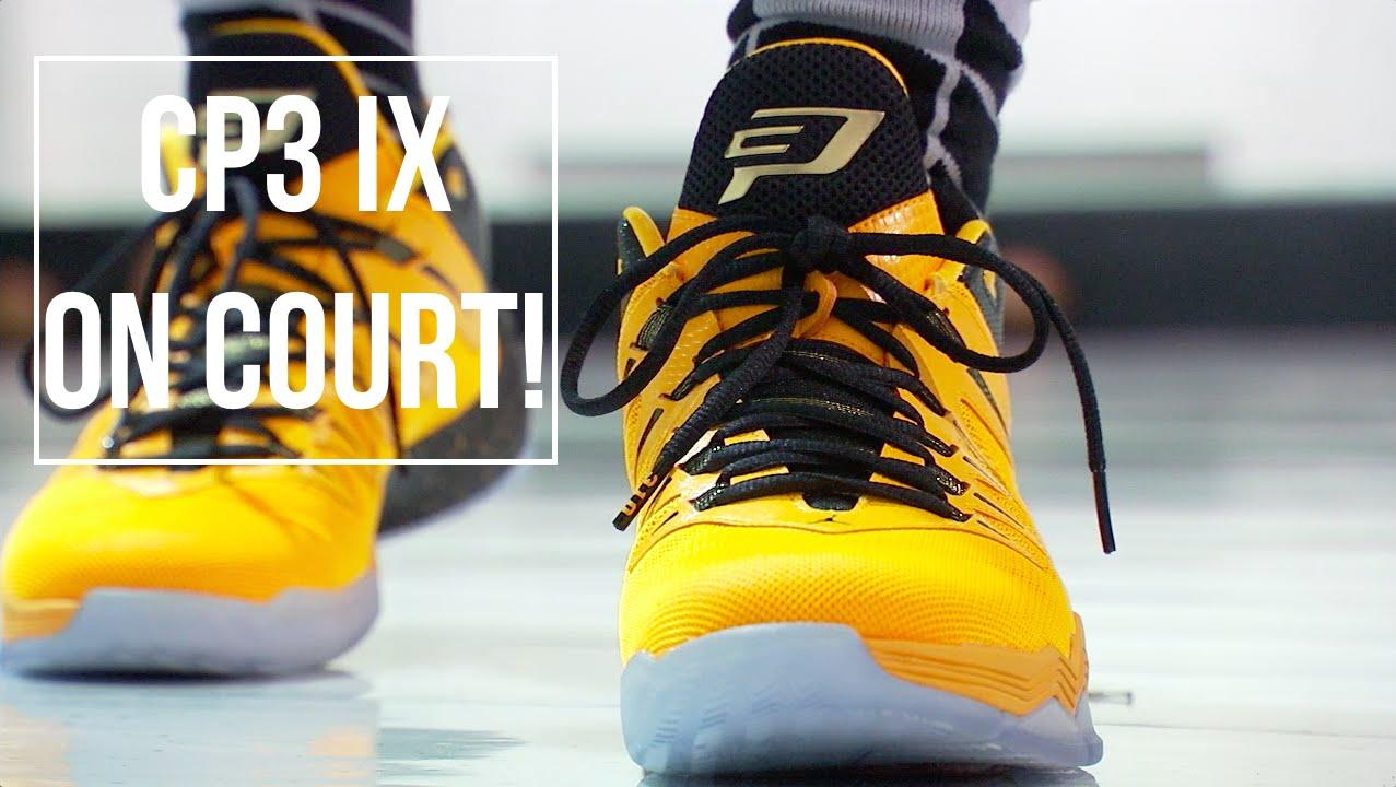 huge discount 184cb b7fc2 Jordan CP3 IX On Court! Jordan Brand Event Recap!