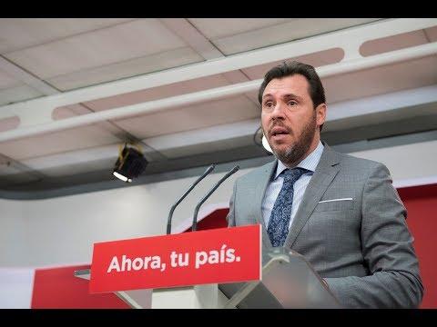 """El PSOE considera """"enormemente positiva"""" la encuesta del CIS"""