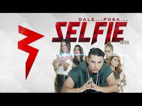 Selfie [Letra Oficial] - Reykon ®