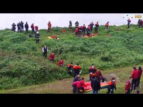 Accidente del Vuelo #GE235 en Taiwan de TransAsia Airway