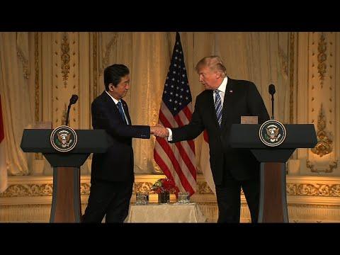 Trump Hails Prospects for North Korea Talks