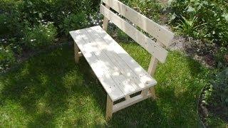 Стол для сада своими руками: фото и видео по установке, чертежи, схемы
