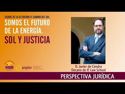 Javier Cendra, Decano de la IE Law School