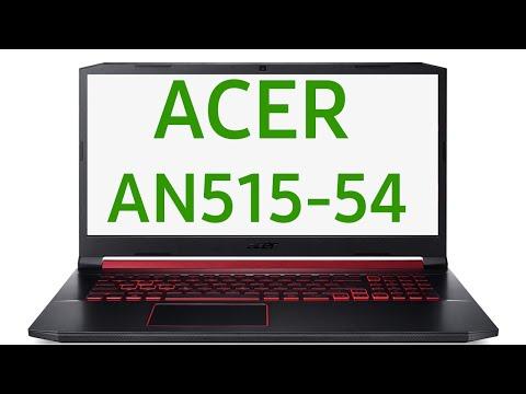 Ноутбук Acer Nitro 5 AN515-54