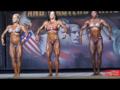 Masters Nationals 2020  NPC FEMALE BODYBUILDERS (WPD)1080P (no audio) FTVideo.com