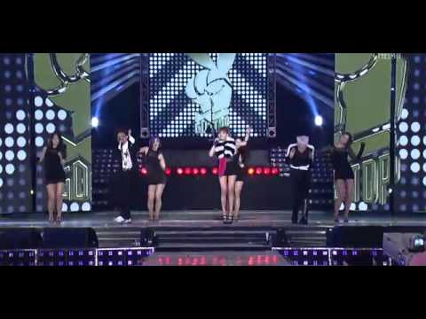GD & TOP - Oh Yeah ft. Park Bom Live mp3