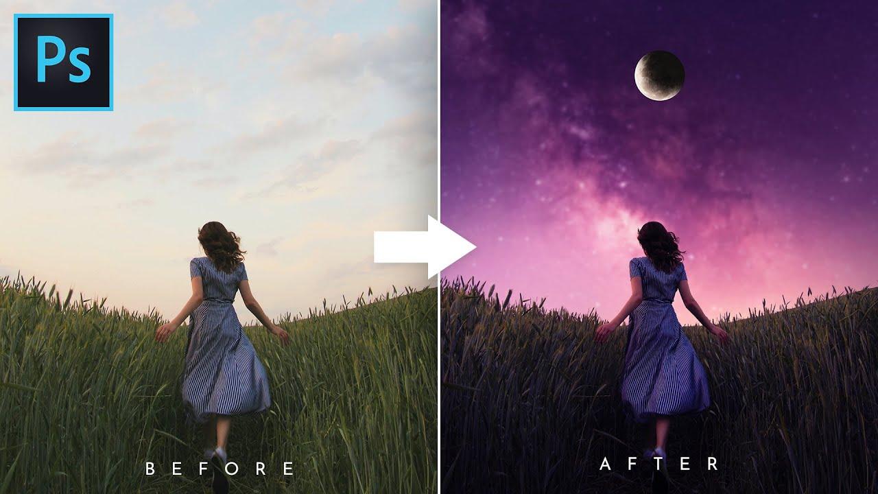 Photoshop Tutorial - Photoshop Compositing Tutorial   Photo Manipulation