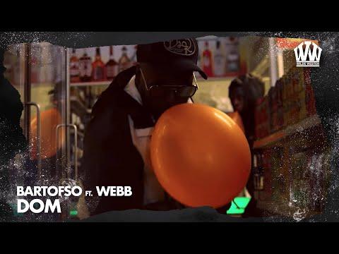 Bartofso feat. Webb -  Dom  (Prod. IliassOpDeBeat) thumbnail