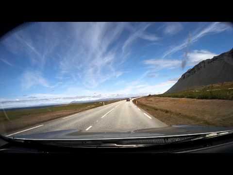 Iceland 20150723.1 Reykjavik to Borgarnes