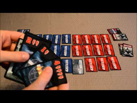 DGA Reviews: Battleship: Hidden Threat Card Game (Ep. 178)
