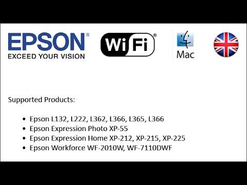 XP EPSON WIFI GRATUIT PILOTE TÉLÉCHARGER 215