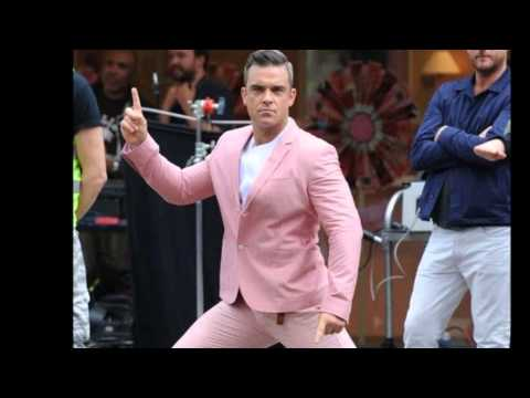 Into The Silence - Robbie Williams (Take The Crown) HD 2012