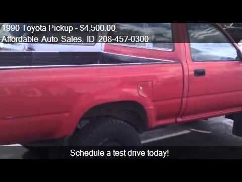 1990 Toyota Pickup  for sale in Post Falls, ID 83854 at Affo